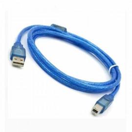 Cable Imprimante USB 1.5m Havit