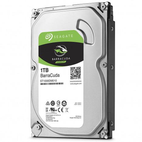 SEAGATE BARRACUDA 1TO 7200RPM SATA 6GB/S 64MB CACHE SEAGATE TECHNOLOGY - 1