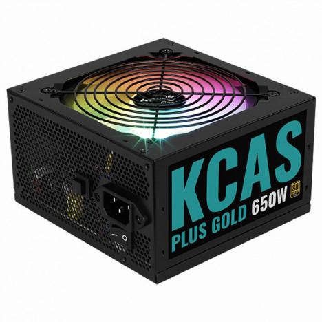 ALIMENTATION AEROCOOL KCAS 650W RGB 80+ GOLD AEROCOOL - 1