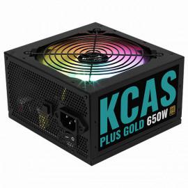 ALIMENTATION AEROCOOL KCAS 650W RGB 80+ GOLD