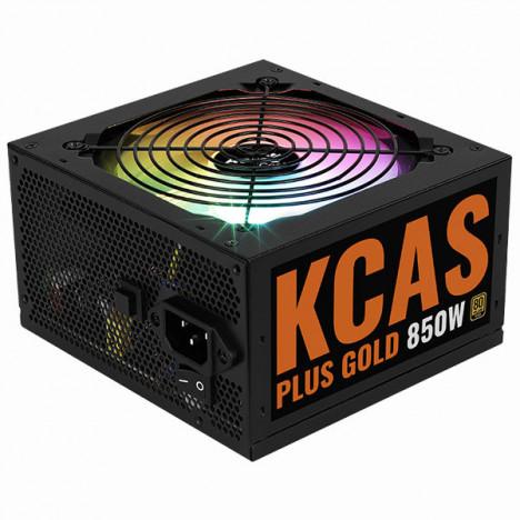 ALIMENTATION AEROCOOL KCAS 850W RGB 80+ GOLD AEROCOOL - 1