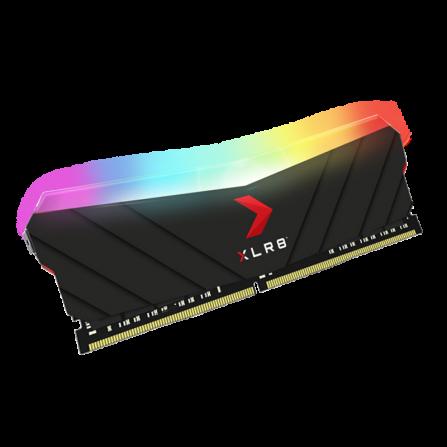 RAM PC BUREAU PNY 8GB (1X8GB) DDR4 EPIC-X 3600 MHZ RGB PNY - 1