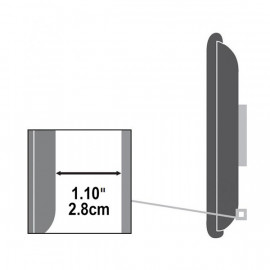 SUPPORT MURAL FIXE SBOX UNIVERSELLE PLB-2546F 37-70