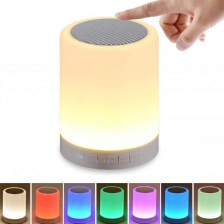 Speaker Bluetooth LED Multi-couleur