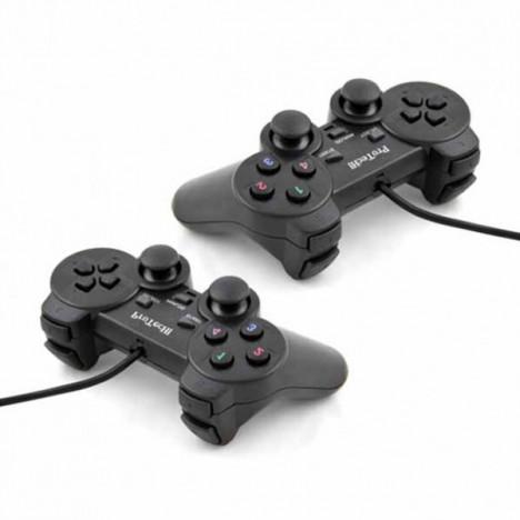 Manette De Jeux ProTech Double avec Vibration