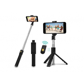 Baguette selfie bluetooth avec Trépied