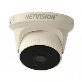 Caméra Dôme Métallique 4 MP IP