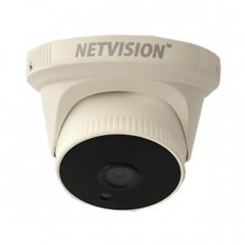 Caméra Dôme Métallique 4MP IP POE