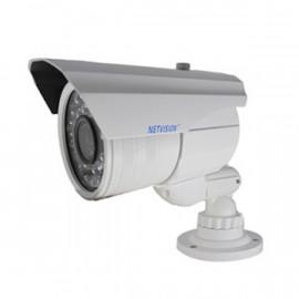 Caméra  Tube 50M Varifocal IP Poe  4MP