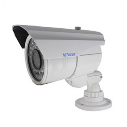 Caméra Tube 50M Varifocal IP Poe 2 MP