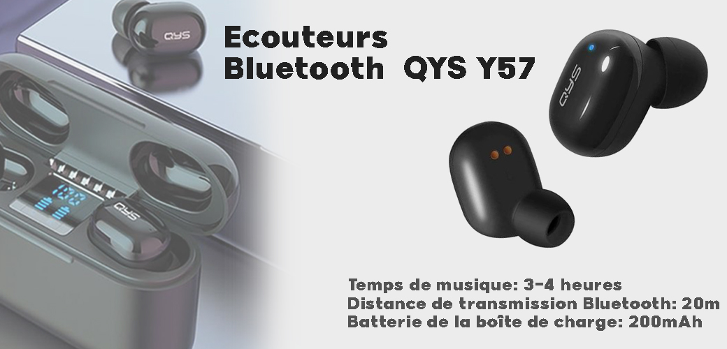 écouteur bluetooth sans fil