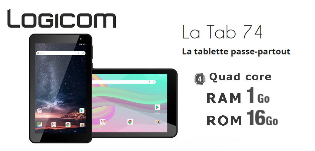 tablette logicom 7 pouces