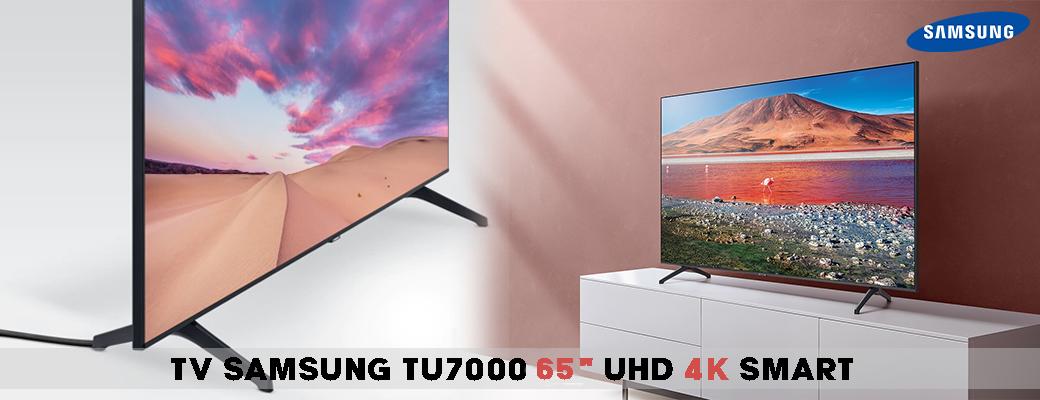 TV SAMSUNG SMART 4K TUNISIE
