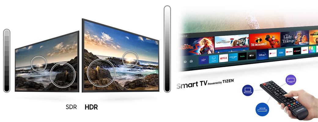 TV SAMSUNG SMART 4K PRIX TUNISIE