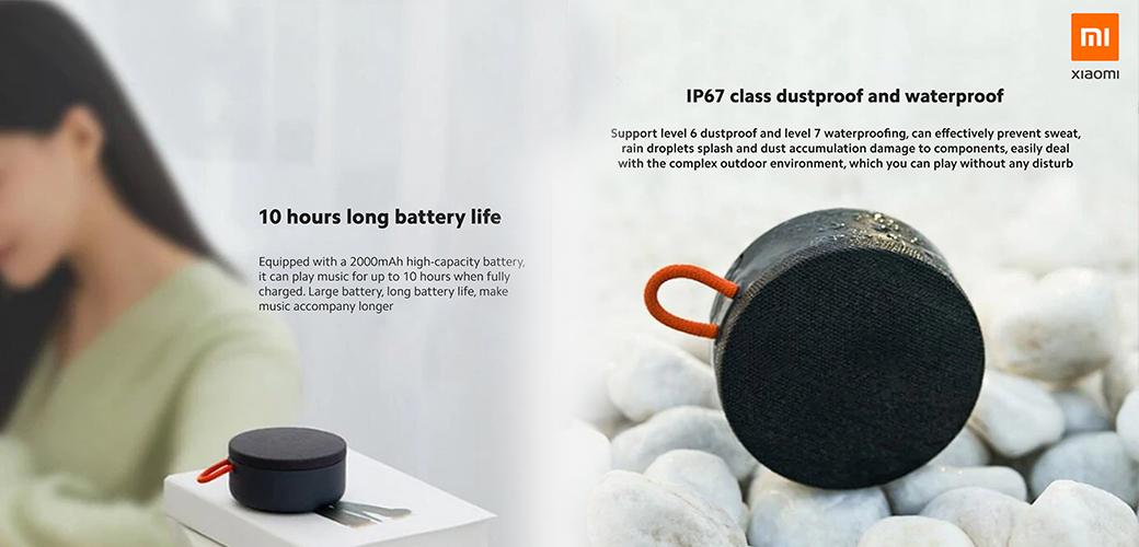 speaker Xiaomi prix