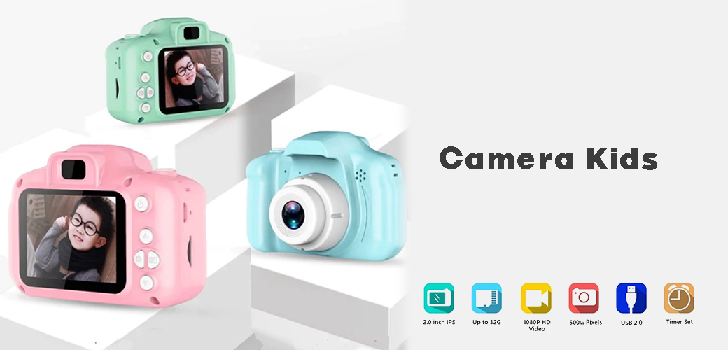 Camera Kids Summer Tunisie