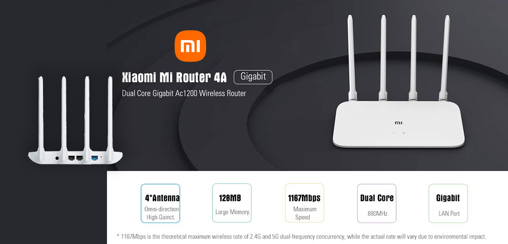 routeur wifi 4A GIGA prix Tunisie