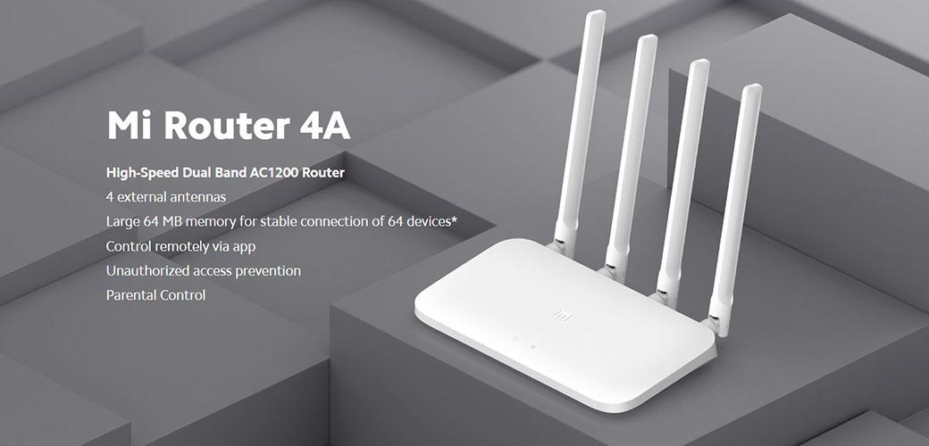 Routeur Wifi XIAOMI 4A 25090 Prix Tunisie