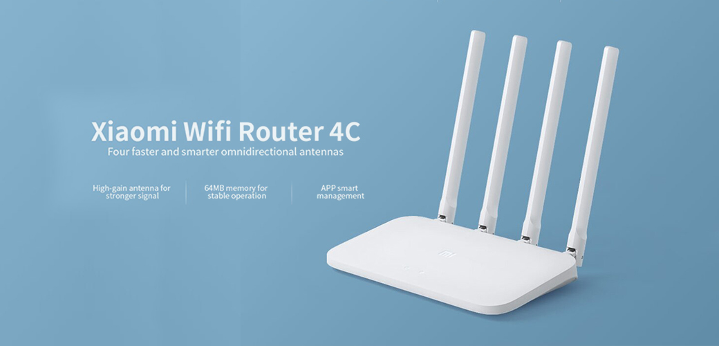 Routeur wifi XIAOMI 4C Tunisie Pix