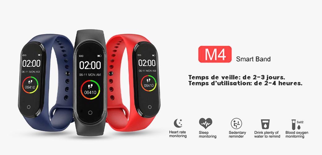 Smart Bracelet Prix Tunisie