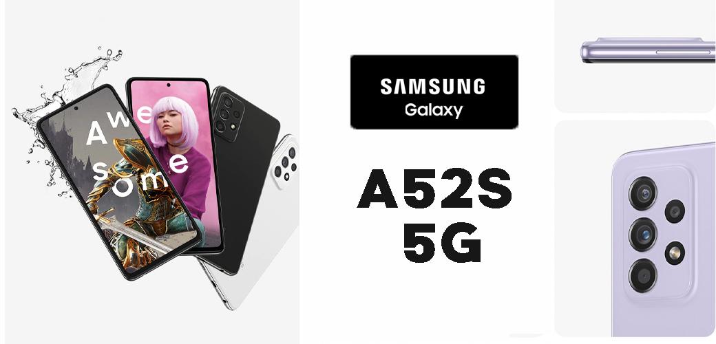 Samsung Galaxy A52S Prix