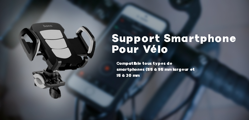 Support Universelle Smartphone Pour Vélo