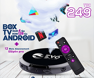 EVO PRIME box android